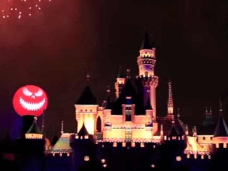 Halloween Screams at Disneyland