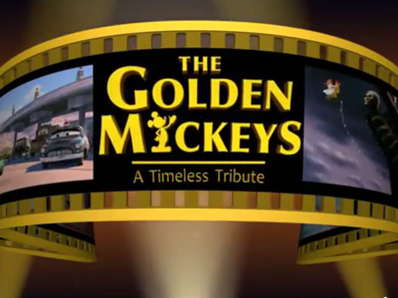 The Golden Mickeys: A Timeless Tribute