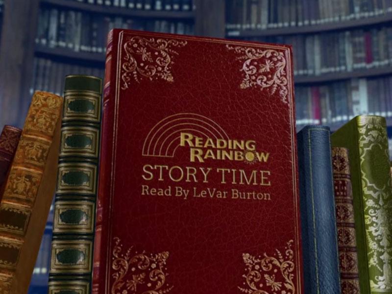 Reading Rainbow Story Time Intro